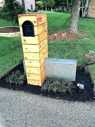 modern mailbox ideas. Luxury Mailboxes Mailbox Landscape Design  Landscaping Ideas For Area Modern