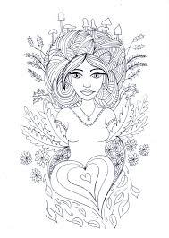 Small Picture free coloring pages for adults mother earth Colouring Books