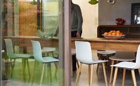 hal wood side chair