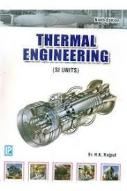Thermal Engineering by R.K. Rajput | uRead.com-Books | online ...