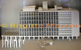 La Cité Radieuse Le Corbusier Marseille Brigitte Masson