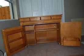 Kara s Korner Furniture Makeover Sewing Machine Cabinet