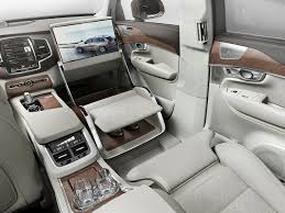 2018 volvo excellence. brilliant 2018 volvo xc90 excellence lounge console interior concept for 2018 volvo excellence