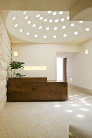office reception table design. I Think This Is A Commercial Building Office But Just Love The Simplicity And Organic Reception Table Design .