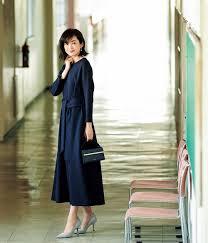 春の学校3大行事お茶会服面談服お手伝い服を自信を持って選ぶに