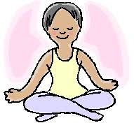 Image result for calm breathing clipart