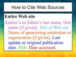 Mla Format And Citation 8th Edition Powerpoint Presentation