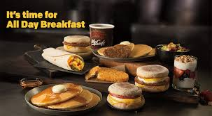 breakfast item calories fat g cholesterol mg carbs g sodium mg protein g