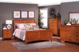 Bedroom Solid Wood Bed Frame Cherry Wood Bedroom Set Oak Bedroom With  Additional Easy Bedroom Trend
