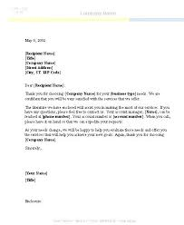 Template Change Of Address Notification Sample Letter Card Word