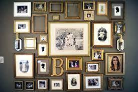 photo wall tips and creative ideas