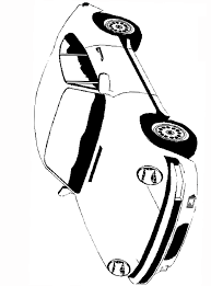 Kleurplaat Porsche Kleurplaat Voor Jong En Oud