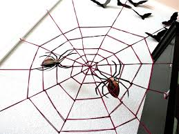 How To Make A Giant Spider Web Giant Yarn Spider Web Hgtv