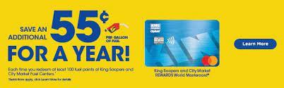 king soopers fuel points program