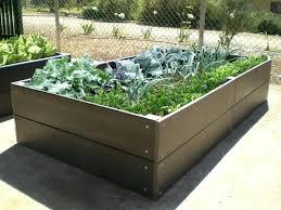 plastic raised garden beds recycled plastic and wood composite standard veggie garden bed recycled plastic and plastic raised garden beds