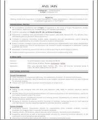 Sample Resume For Experienced Desktop Support Engineer Download