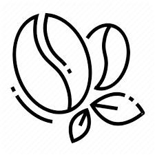 Black, white, bean, beans, coffee. Beans Coffee Coffee Beans Seeds Icon Download On Iconfinder