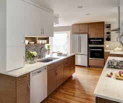 Contemporary Two Tone Kitchen Dream Kitchens