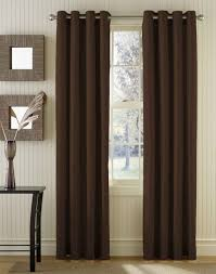 brown curtains for bedroom. Delighful Brown Home Interior Modern Curtain For Bedroom And Living Room Brown Minimalist  With Curtains For T