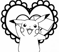 Small Picture Girl Pikachu Coloring Pages Coloring Coloring Pages