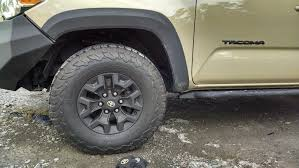 trd off road wheels painted black tacoma world powder coated in erinkle painted centers caps 20160822 165257510 hdr jpg