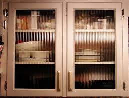 image of glass kitchen cabinet doors trends