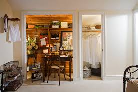 diy closet office. Diy Closet Office Home Shabby-chic Style With Guest Room  Converted Diy