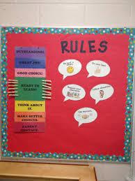 Classroom Rules Behavior Clip Chart Life Skills