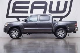 Grey Toyota Tacoma In Alabama For Sale ▷ Used Cars On Buysellsearch