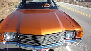 1972 CHEVROLET MALIBU CHEVELLE 350 FOR SALE - YouTube
