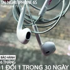 Tai Nghe IPHONE 6/6s Zin Bóc Máy FREESHIP TẶNG HỘP ĐỰNG - VipStore89 giá  cạnh tranh