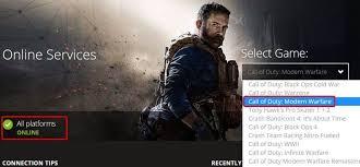 modern warfare unable to access