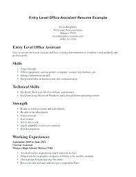Medical Assistant Student Resume Formidable Resume Samples For
