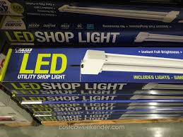 Costco Led Can Lights Feit Electric 4ft Led Shop Light Costco Pogot
