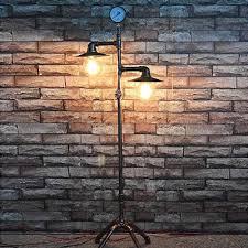 Us 9025 5 Offvintage Europäischen Stehlampe Metall Vertikale Stehleuchte Für Schlafzimmer Wohnzimmer Standleuchten Innen Leuchte E27 In