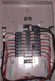 how an electrical circuit breaker panel is wired the o jays wire