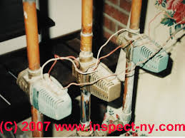 guide to heating system zone valves zone valve installation larger view of a heating boiler cad cell relay switch