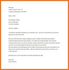 Complain Business Letter Complaint Letter