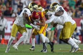 Usc Depth Chart 2014 Notre Dame Mailbag Whats Wrong With Usc And Can The Irish