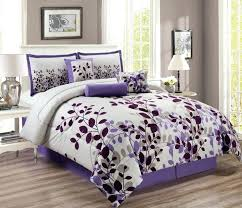 plum and grey bedding white comforter set yellow purple teal king flower duvet cover blue deep ensemble by lawrence