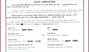 Printable Fake Birth Certificate Template Death Word Mediaschool Info