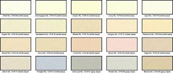 Quikrete Color Chart Leaseadviceservice Co