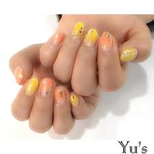By At Yusnail Instagram Photo 50 A142 V294 春ネイル夏ネイル