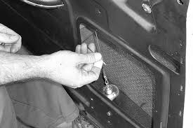 installing autoloc s remote entry system 0407cr 22z 1953 chevrolet door panel view check wiring 23 22