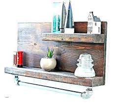bathroom shelves wood towel wall shelf wooden towel shelf wooden towel shelf bathroom wall shelves wood
