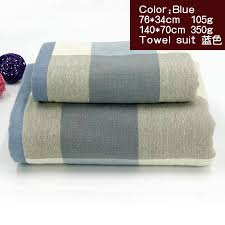 gauze cotton hand face bath towel sets sport kitchen towel swimming towels luxury gift quality home textile best towel grey bath towels from