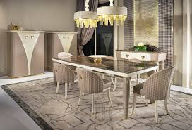Italian Dining Room Tables Vogue Collection Wwwturriit Luxury Italian Dining Room Furniture
