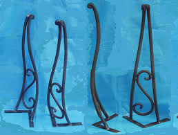 forged iron table legs furniture legs
