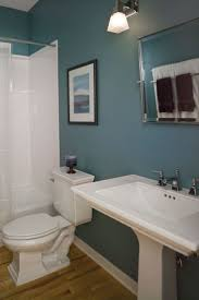 Small Blue Bathrooms 17 Best Images About Bathroom On Pinterest Gray Blue Bathrooms