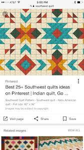 Southwest Quilt Patterns Unique Design Inspiration